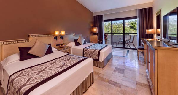 Accommodations - Grand Palladium Kantenah Resort & Spa - All Inclusive Riviera Maya