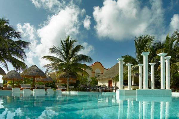 All Inclusive - Grand Palladium Kantenah Resort & Spa - All Inclusive Riviera Maya